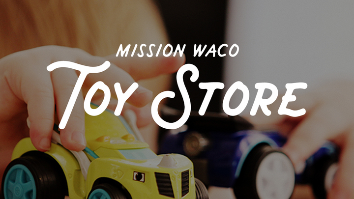 Mission Waco Toy Store 2019 logo image