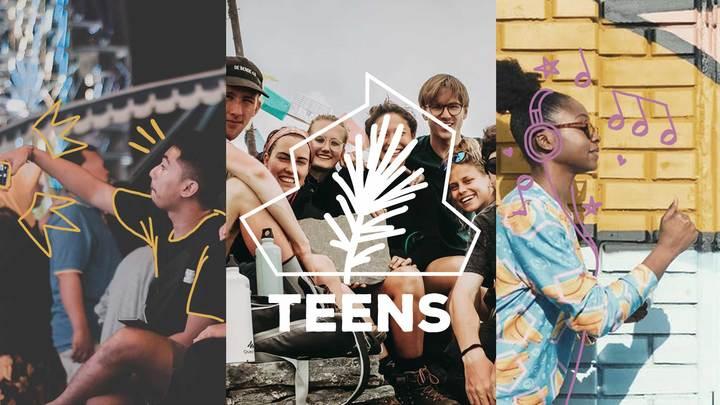Bloomington Evergreen Teens - Group Meetings Schedule logo image