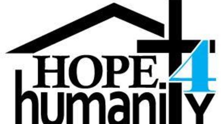Hope 4 Humanity logo image