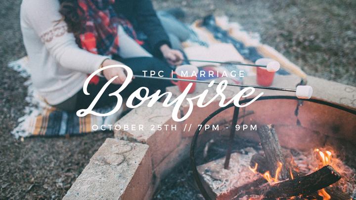 Marriage Bonfire logo image