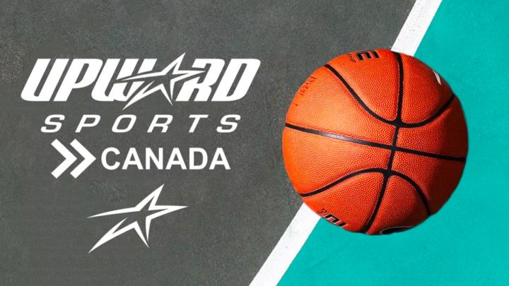 Upward Sports Basketball League logo image