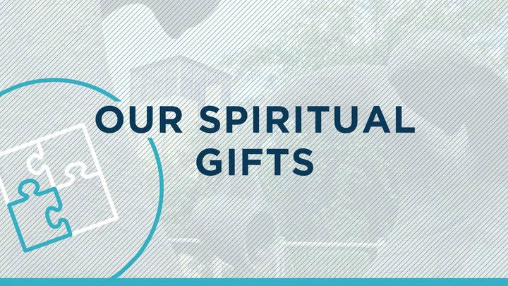 Inside God's Design: Our Spiritual Gifts logo image