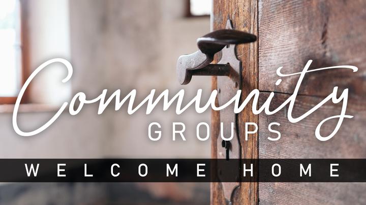 Community Groups logo image