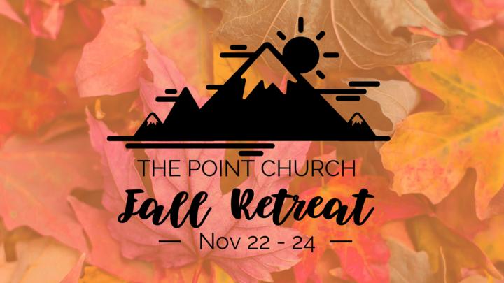 The Point Retreat 2019 logo image