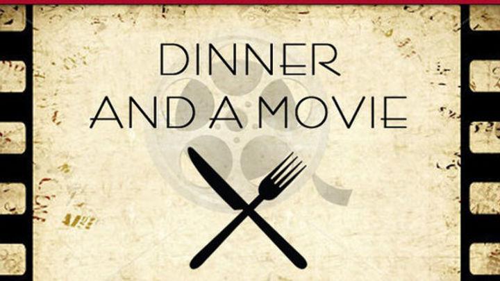 Dinner & Movie with Melanie Baggao logo image