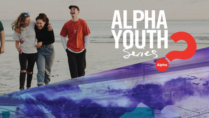 Youth Alpha Weekend Away logo image