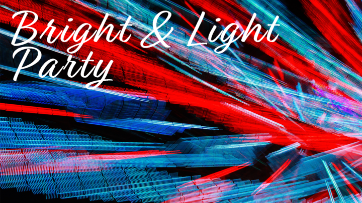 Bright and Light Party logo image