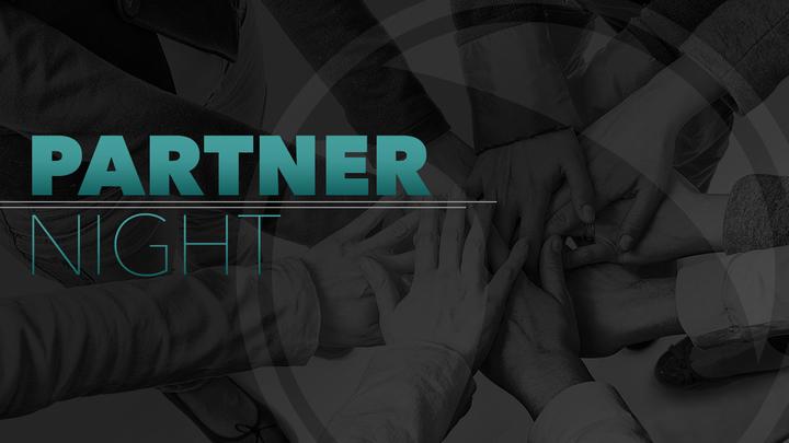 Partner Night | October 17 logo image
