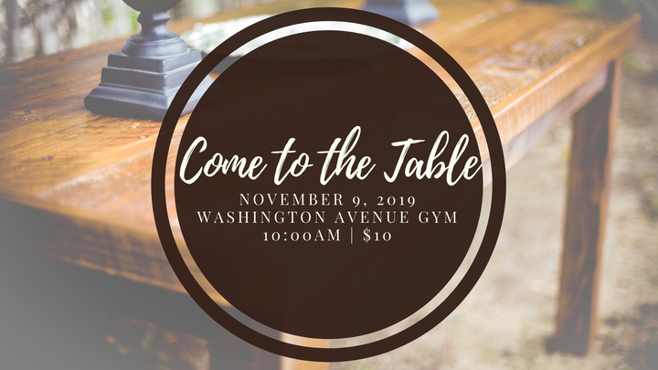 Come To The Table 2019 logo image