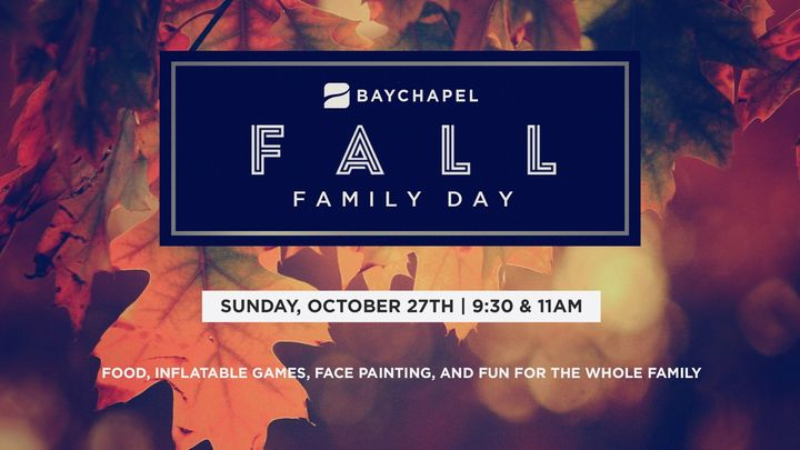 Fall Family Day  logo image