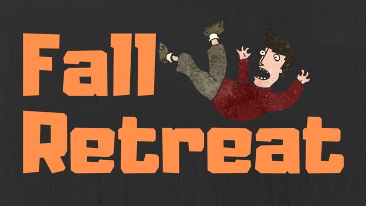 Fall Retreat logo image