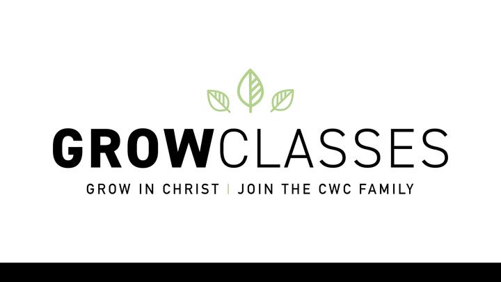 Grow Class - October 2019 logo image