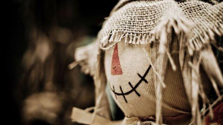 Scarecrow Fest logo image