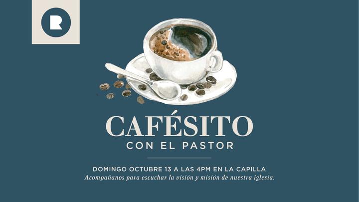 Cafésito con el Pastor logo image