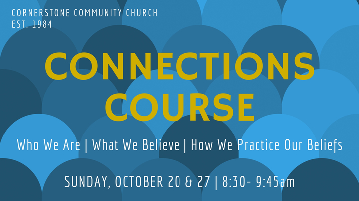 Connections Course logo image