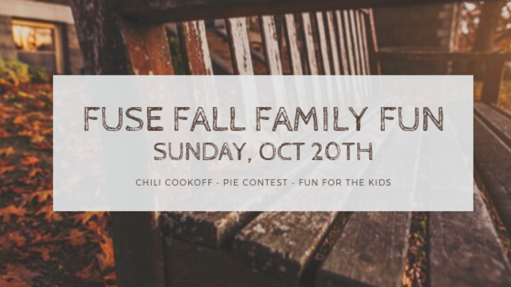Fuse Fall Family Fun logo image