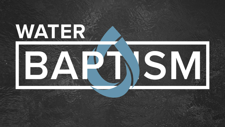 Fall Water Baptisms logo image
