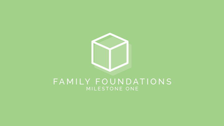 Milestone One | Family Foundations | Cypress logo image