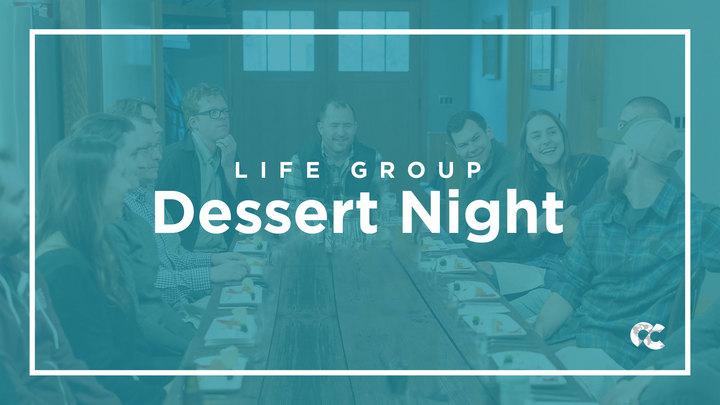 Life Group Dessert Night logo image