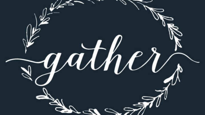 Gather Event T-Shirt Fundraiser logo image