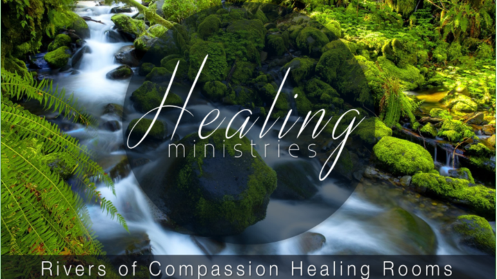 Friday Healing Rooms Ministry logo image