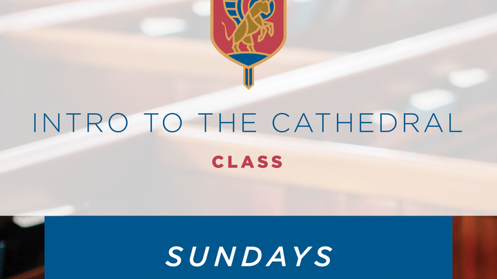 Intro to the Cathedral Class logo image