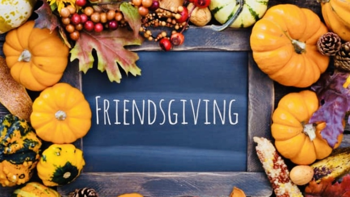 Friendsgiving (Movement Youth Event) logo image