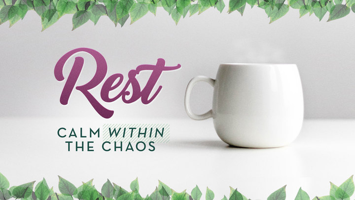 Rest: Calm Within the Chaos logo image