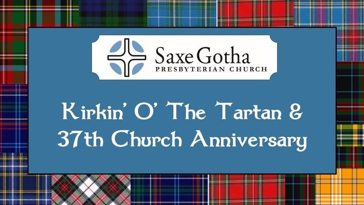 Kirkin' O' The Tartan & 37th Church Anniversary Celebration logo image