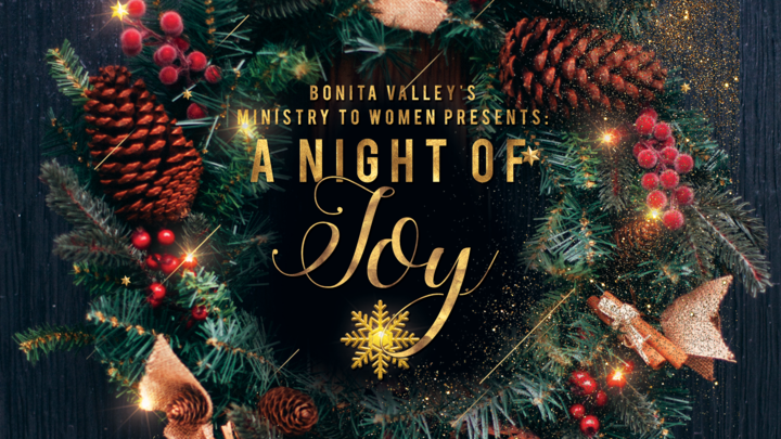 A Night of Joy logo image