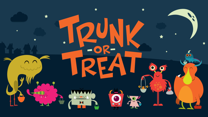 Trunk Or Treat Volunteers logo image