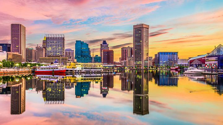 Mission Trip: Baltimore, MD logo image