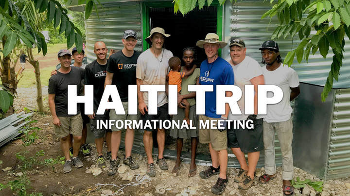 Haiti Mission Trip Informational Meeting logo image