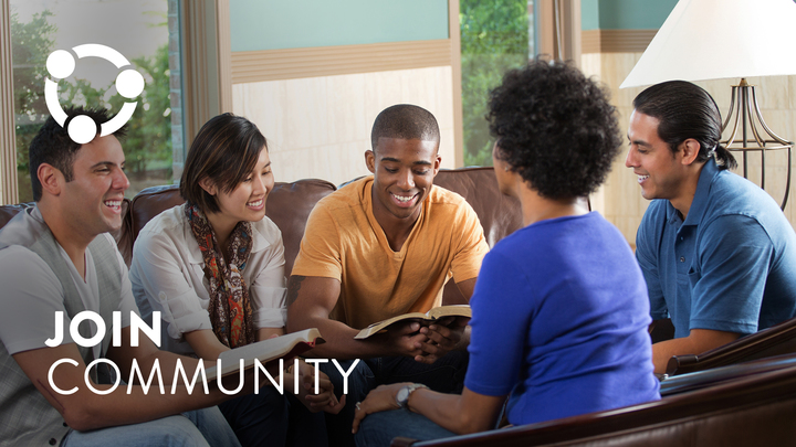 Join Community - January 19, 2020 logo image