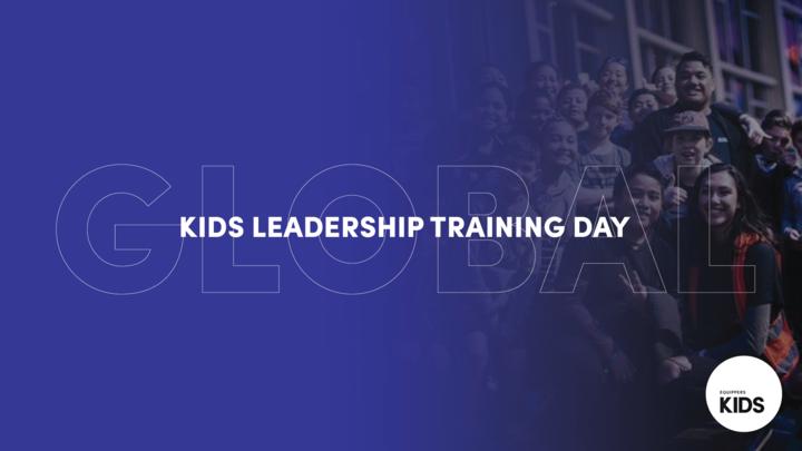 GLOBAL KIDS LEADERSHIP TRAINING DAY 2019 logo image
