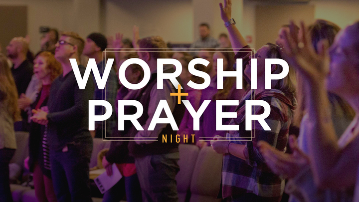 Worship & Prayer Night Childcare logo image