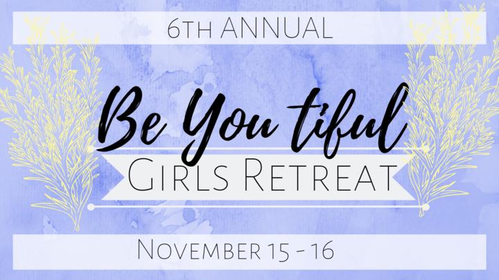Girl's Retreat 2019 logo image