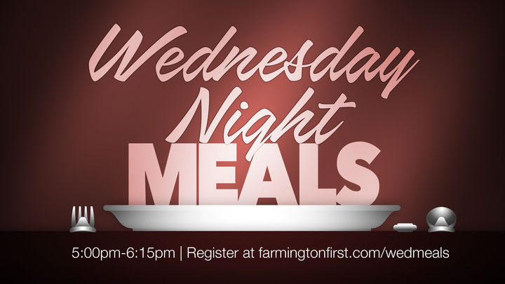 Wednesday, October 30th Meal logo image