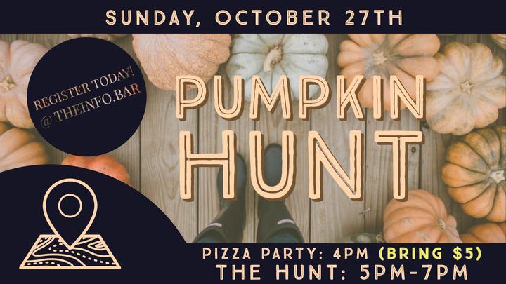 Pumpkin Hunt 2019 logo image