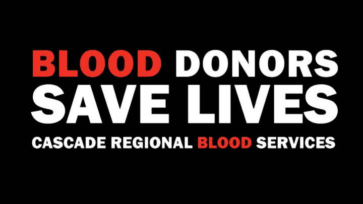 Blood Drive at Champions Centre - Tacoma (Oct. 27) logo image