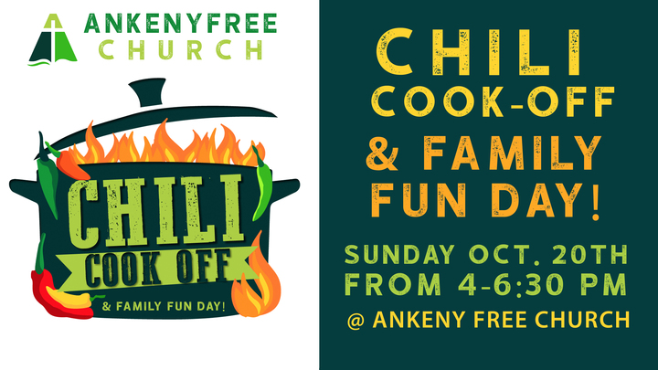 Chili Cook Off and Family Fun Day logo image