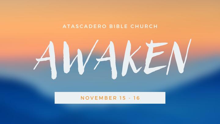 AWAKEN Conference logo image