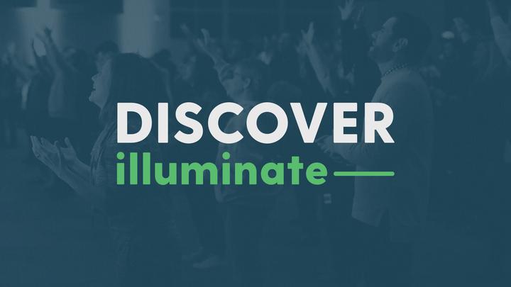 Discover illuminate logo image