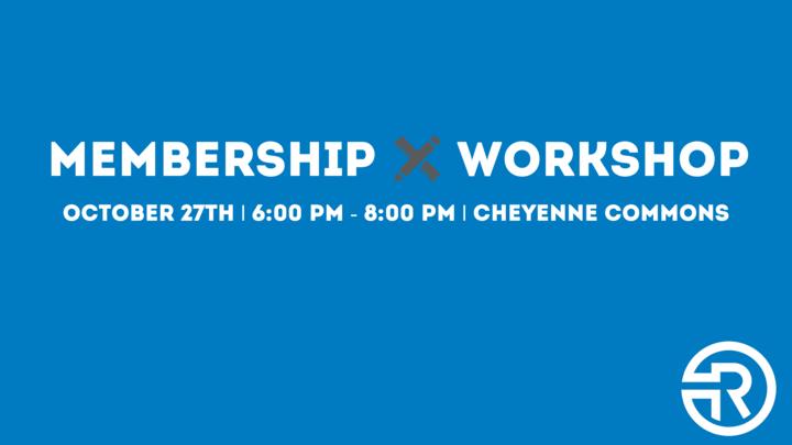Membership Workshop logo image