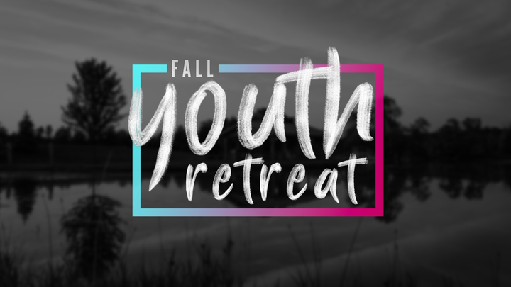 Youth Fall Retreat 2019 logo image