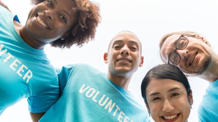 Hallelujah Night Volunteers T-Shirt Order & Assignments Sign-Up logo image