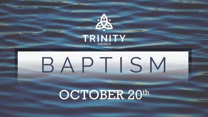 Stuttgart Baptism Service logo image