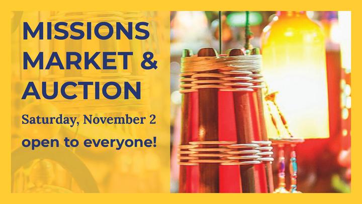 Missions Market & Auction logo image