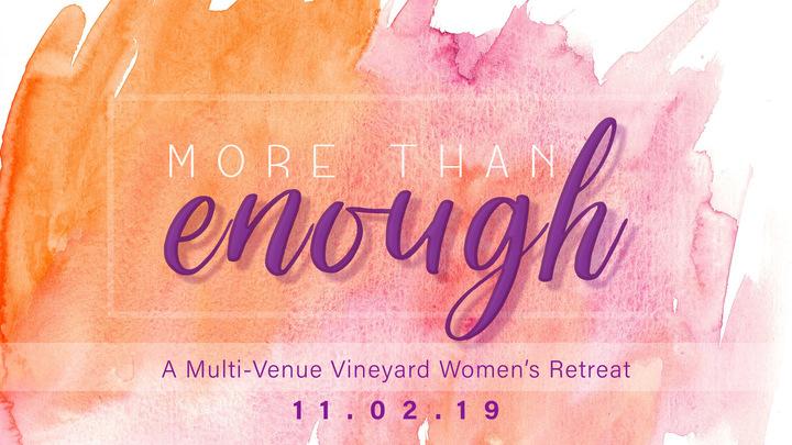 More Than Enough: Women's Retreat logo image