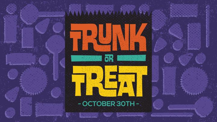 Trunk or Treat 2019 logo image
